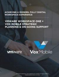 Achieve a Modern, Fully Digital Workspace Experience.