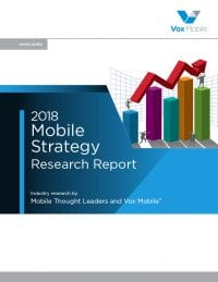 Mobile Strategy Research Report (2018)