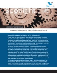 Vox Spotlight - Manufacturing
