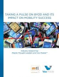 BYOD Impact Research Study