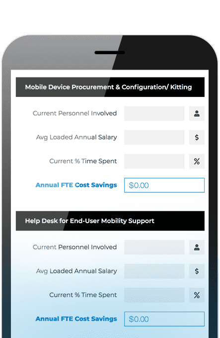 ROI-Calculator from Vox Mobile