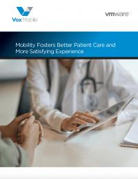 Enterprise Mobility Management Fosters Better Patient Care