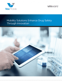 Mobility Solutions Enhance Drug Safety in Pharma
