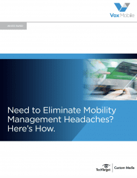 Eliminate Mobility Management Headaches.